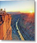 Grand Canyon, Toroweap Lookout Metal Print