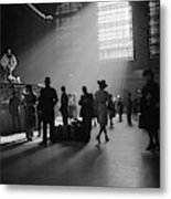 Grand Central Station, 1941 Metal Print