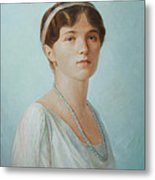 Grand Duchess Olga Nikolaevna Of Russia Metal Print