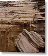 Grand Falls Metal Print by Carrie Putz