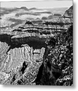 Grand View Metal Print by Camille Lopez