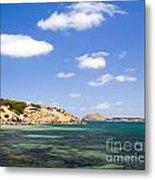 Granite Island South Australia Metal Print