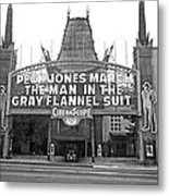 Grauman's Chinese Theater Metal Print