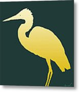 Great Egret 3 Metal Print