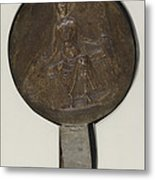 Great Seal Of King John Metal Print