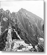 Great Wall Metal Print