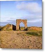 Grosnez Castle - Jersey Metal Print