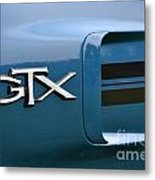 Gtx  Metal Print