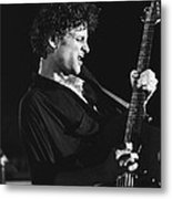 Guitarist Lyndsay Buckingham Metal Print