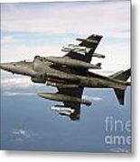 Harrier Gr7 Metal Print