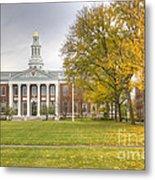 Harvard University Metal Print
