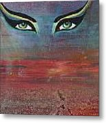 Hathor Metal Print