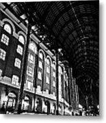 Hays Galleria London Metal Print