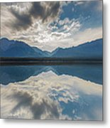 Heaven On Earth Metal Print by Laura Bentley
