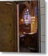 Hennepin Avenue Methodist Church Metal Print