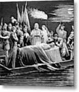 Hernando De Soto (c1500-1542) Metal Print
