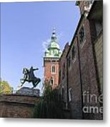 Historic Centre Cracow Poland  Metal Print