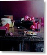 Homemade Gifts Metal Print