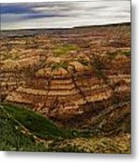 Horse Theif Canyon Metal Print