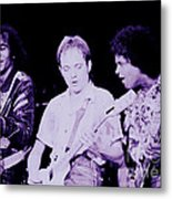 Humble Pie - On To Victory Tour At The Cow Palace S F 5-16-80 Metal Print