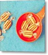 Humbug Sweets Metal Print