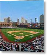 D24w-299 Huntington Park Photo Metal Print