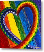 I Am Love Metal Print by Judy M Watts-Rohanna