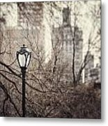 In The Shadow Of The Upper East Side  Metal Print