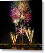 Independence Day  Metal Print by Saija  Lehtonen
