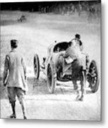 Indianapolis 500, 1912 Metal Print
