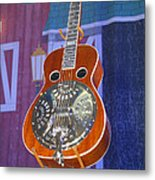 Inside The Ryman Metal Print