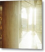 Interiors Of Topkapi Palace Metal Print