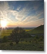 Ivinghoe Beacon Metal Print