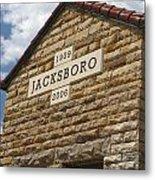 Jacksboro Texas Metal Print