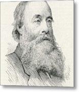 James Prescott Joule (1818-1889) Metal Print