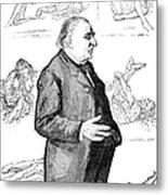 Jean Martin Charcot Metal Print