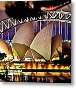 Jewel Of The Harbour Metal Print