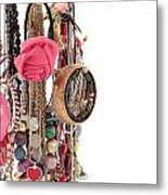 Jewellery Metal Print