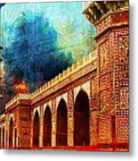 Jhangir Tomb Metal Print by Catf