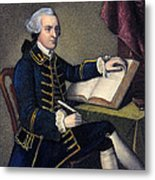 John Hancock (1737-1793) Metal Print