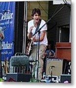 John Mayer And Robbie Mcintosh  Taste Of Chicago Metal Print