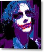 Joker 11 Metal Print