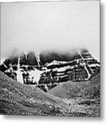 Kailash Mountain North Slope Metal Print