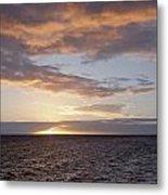 Kailua Sunset Metal Print