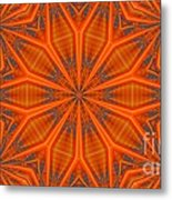 Kaleidoscope 32 Metal Print
