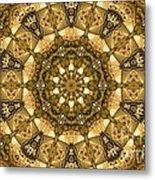 Kaleidoscope 45 Metal Print