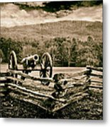 Kennesaw Mountain Metal Print by Robert Hainer