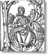 King David (d Metal Print