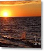 Lake Ontario Sunset Metal Print