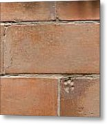 Leave Your Mark Metal Print